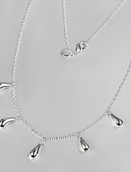 Starry High Quality Casual Waterdrop Necklace
