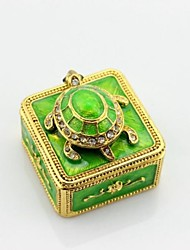 Turtle Box Trinket Box