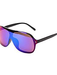 Sunglasses Men / Women / Unisex's Classic / Retro/Vintage / Sports Oversized Sunglasses Full-Rim