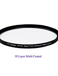 TIANYA® 62mm MCUV Ultra Slim XS-Pro1 Digital Muti-coating UV Filter for Pentax 18-135 18-250mm Tamron 18-200mm Lens