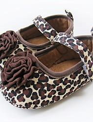 Chaussures bébé Extérieur/Robe/Informel Tissu Ballerines Multi-couleur