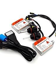 ecar kwaliteit e3035 9004-3 9007-3 12v 35w HID xenon lamp conversie kit set