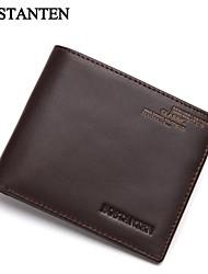 bostanten мужская кожаный бумажник decotarive холод нажав многофункциональную cardbag