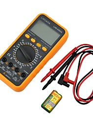 LIHUADA Digital Multimeter with Probe LHD-9305A, Low Energy Consumption, High Precision