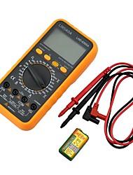 lihuada multimètre numérique avec sonde LHD-9305a, faible consommation d'énergie, de haute précision