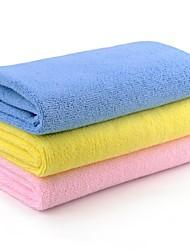 carsetcity micro asciugamano tessuto confezione tripla 3 pc / pacchetto (colori multipli)