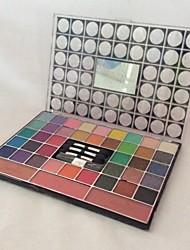 42 Eyeshadow Palette Matte Eyeshadow palette Powder Normal
