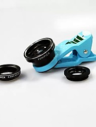 3 in 1 Cartoon Fisheye Mobile Phone Lens