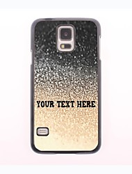 Personalized Phone Case - Water Drop Design Metal Case for Samsung Galaxy S5 mini
