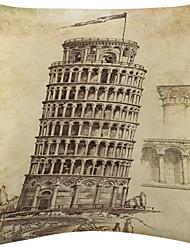 italie velours taie d'oreiller décoratif