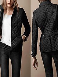 reticolo moda femminile finejo cappotto fit