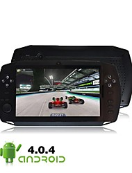 emulador de vídeo game / media sistema C705 android player portátil Tela de 7 ""