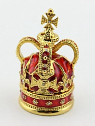 Crown Jewelry Box Trinket Box