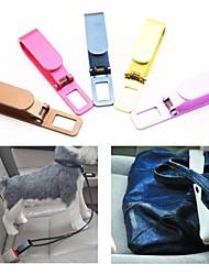 lebosh®car ремни защиты от кражи застежка из алюминиевого сплава (случайный цвет) 1шт