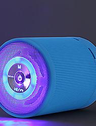 altoparlante senza fili bluetooth zp03 supporta schede di memoria&usb flash drive mini altoparlante stereo portatile per pc / telefono