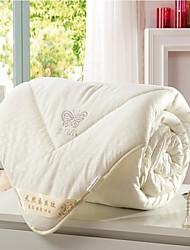 Comforter Handmade 100% Pure Mulberry Silk Comforter for Winter/Autum Queen King Full Size Duvet/Blanket/Quilt
