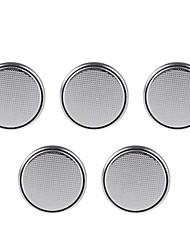 pilas botón pila de litio CR2025 3v panasonic / DL2025 (5 PC)