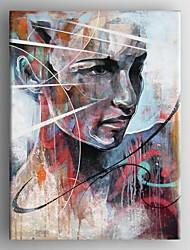 Картина маслом, Ручная роспись, женщина