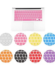 Solid Color High Quality Silicone Keyboard Cover for Macbook Pro 13.3 inch (Assorted Colors)