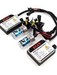 ecar kwaliteit E2035 h8 h9 h11 12v / 24v 35w HID xenon lamp conversie kit set