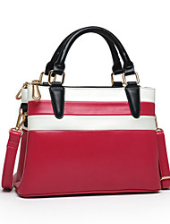 McCartney Women's Contrast Color Al Match Tote