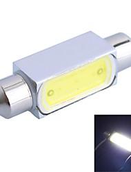 GC® 36mm 3W 150LM 6000K White LED for Car Reading Light Lamp (DC 12V)
