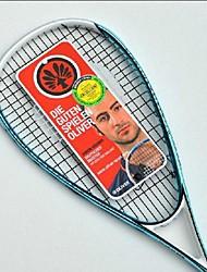 Light Blue Carbon Fiber Professional Game Wall Ball Racket APEX 7.1