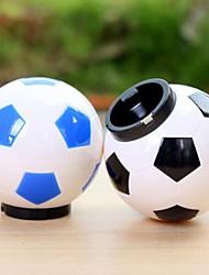 calcio a forma di apribottiglie, plastica 8 × 7,5 × 7,5 cm (3.2 × 3.0 × 3.0 pollici) colore casuale