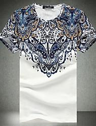 estilo popular de la camiseta de los hombres