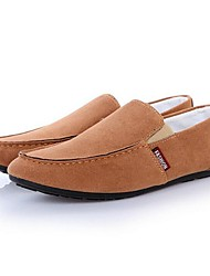 Men's Shoes Comfort Flat Heel Loafers Shoes