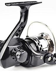 Black 0.18/245 Bass Fishing Spinning Reel Fishing Reel