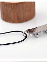 Skateboard Bible Necklace Christmas Gifts