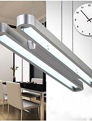 Pendant Lights 2 Light Fashion Painting  Metal Aluminum  Organic glass