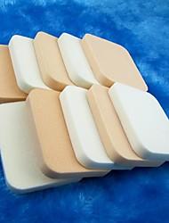 Mikimini Quadrate Cosmetic Puff for Face Beauty