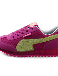scarpe da corsa del tessuto pattini di scarpe da tennis delle donne più colori disponibili
