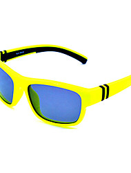 Cycling Kids' Polarized PC Rectangle Fashion Sports Glasses