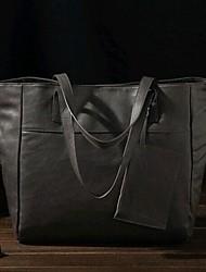 Women's European Style PU Single-shoulder Bag