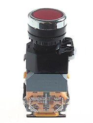 interruptor autoblocante botón con luz - (220v)