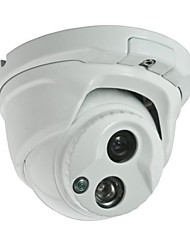 CCTV IR Metal Dome Camera AHD 1.3Mega Pixel for 30meters IR Distance with 1pcs IR Array Led XV-Z803N1A