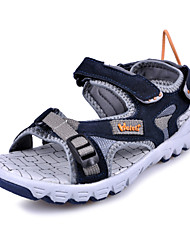 Sandalias ( Azul ) - Comfort - Piel