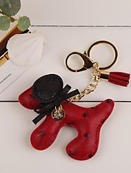 Ear Dog Keychain(More Color)