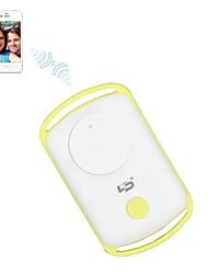 zp001 Fernbedienung Selbstauslöser der Kamera Ultraschall Auslöser für iphone Samsung und Android-Handy (assroted Farben)