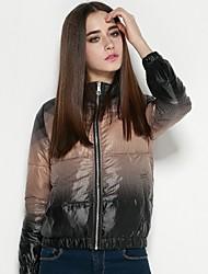 Midaya Women's Hoodie Causual Fashion Bodycon Down Jacket