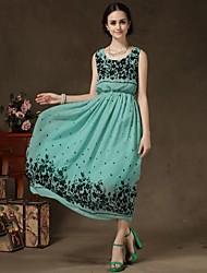 vestido de playa suelta bohemio de sagetech®women (más colores)
