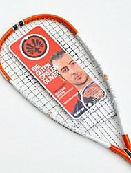 Orange Carbon Fiber Professional Game Wall Ball Racket ICQ120