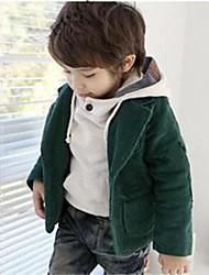 Boy's Cotton Blend Suit & Blazer , Winter/Spring/Fall Long Sleeve