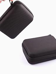 pannovo mini bolso de almacenamiento portátil de mano eva protectora cámara para GoPro héroe 4/3 + / 3