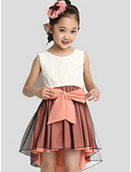 Coolchil Kids Lovely Embroidery Chiffon Dress