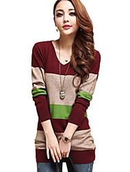 женская v шеи моды элегантные кашемировые пуловеры