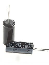elco 330UF 250v (2 stuks)